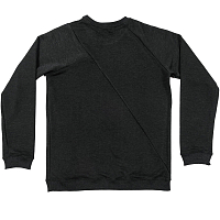 Emblem СUT SWEATSHIRT Dark Gray
