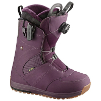 Salomon IVY BOA BORDEAUX