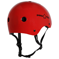 Pro-Tec Classic CERT GLOSS RED