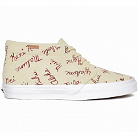 Vans CHUKKA BOOT CA (Islands) bone white