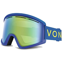 VonZipper CLEAVER Blue Satin / Quasar Chrome