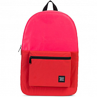 Herschel PACKABLE DAYPACK Neon Pink Reflective/Red Reflective