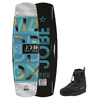 Jobe MADDOX WAKEBOARD 142 & NITRO SET ASSORTED
