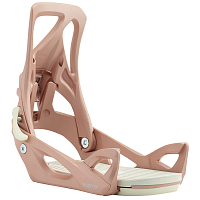 Burton STEP ON - WOMENS ROSE GOLD