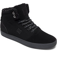DC CRISIS HIGH WNT M SHOE Black/Grey