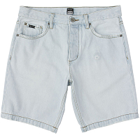 RVCA BURNOUT WALKSHORT LIGHT BLEACH