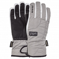 Pow CRESCENT GTX SHORT GLOVE/WARM ASH
