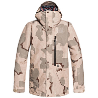 DC OUTLIER JKT M SNJT INCENSE DCU CAMO MEN