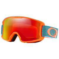 Oakley LINE MINER YOUTH PRIZMATIC ORG SEA/PRIZM SNOW TORCH IRIDIUM