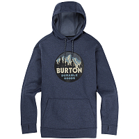Burton MB OAK PO MOOD INDIGO HEATHER
