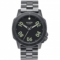 Nixon RANGER ALL GUNMETAL/LUM