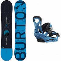 Burton BOYS PACKAGE 2 0
