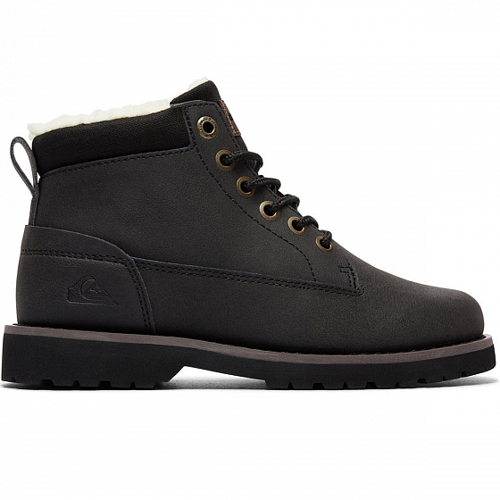 Ботинки QUIKSILVER MISSION V YOUTH B BOOT FW18 от Quiksilver в интернет магазине www.traektoria.ru - 1 фото