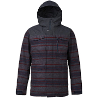 Burton MB COVERT JK DENIM/MOTORC