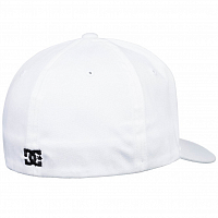 DC CAP STAR 2  HDWR White / Black