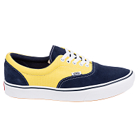 Vans UA COMFYCUSH ERA (SUEDE/CANVAS) DRESS BLUES/ASPEN GOLD