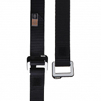 686 TRAVERSE DOUBLE BUCKLE BELT blk