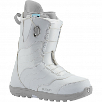 Burton MINT WHITE/GRAY