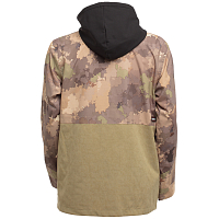 SESSIONS LITHIUM JACKET CAMO FATIGUE