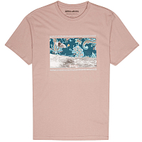 Billabong CAREY TEE SS PINK HAZE