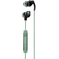 Skullcandy METHOD IN-EAR W/MIC BLACK/MINT/SWIRL