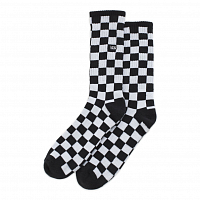 Vans CHECKERBOARD CREW II BLACK-WHITE CHECK