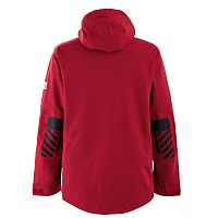 Holden CORKSHELL SUMMIT JACKET Cardinal Red