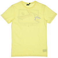 Rusty TV SCREEN 5 SHORT SLEEVE TEE PALE LIME