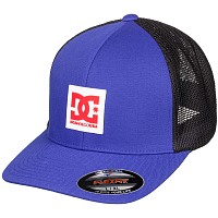 DC MESHER TRUCKER  HDWR Nautical Blue