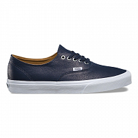 Vans AUTHENTIC DECON (Premium Leather) parisian night/true white