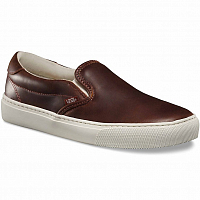 Vans SLIP-ON CUP CA (Leather) henna/turtledove