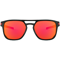 Oakley LATCH BETA POLISHED BLACK/PRIZM RUBY