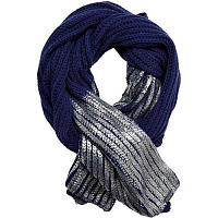 Nixon BLINDED BY SCARF NAVY/SILVER