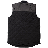 Saga INSULATED VEST BLACK