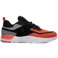 DC E.tribeka SE M Shoe BLACK/ORANGE