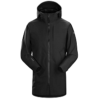 ARCTERYX SAWYER COAT BLACK