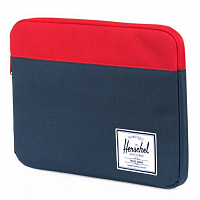 Herschel ANCHOR SLEEVE FOR IPAD AIR NAVY/RED