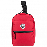 DC FEARLESS SACK M MGRS RACING RED