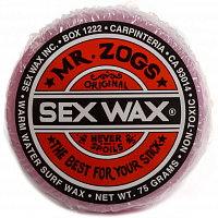 SEXWAX GRP WARM ASSORTED