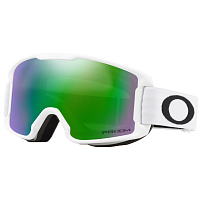 Oakley LINE MINER YOUTH MATTE WHITE/PRIZM SNOW JADE IRIDIUM