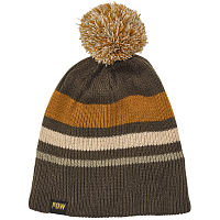 Pow VIBE STRIPE BEANIE FOREST NIGHT