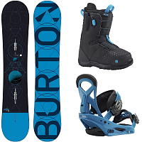 Burton BOYS PACKAGE 1 0