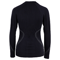 BodyDry CHO OYU LONG SLEEVE SHIRT BLACK