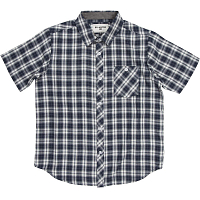 Billabong ALL DAY CHECK SS BOY INDIGO