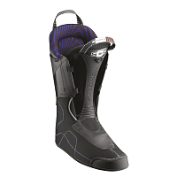 Salomon GHOST FS 100 BLACK/DARK PURPLE