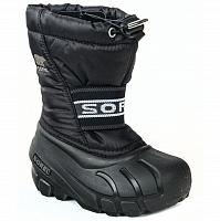 Sorel CHILDRENS CUB BLACK