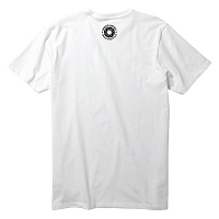Nixon BOARDED S/S TEE White