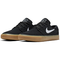 Nike SB ZOOM JANOSKI RM BLACK/WHITE-BLACK-GUM LIGHT BROWN