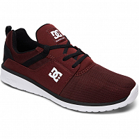 DC HEATHROW M SHOE CABERNET