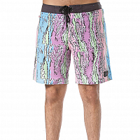 Rusty LIQUIFIED BOARDSHORT BLACK